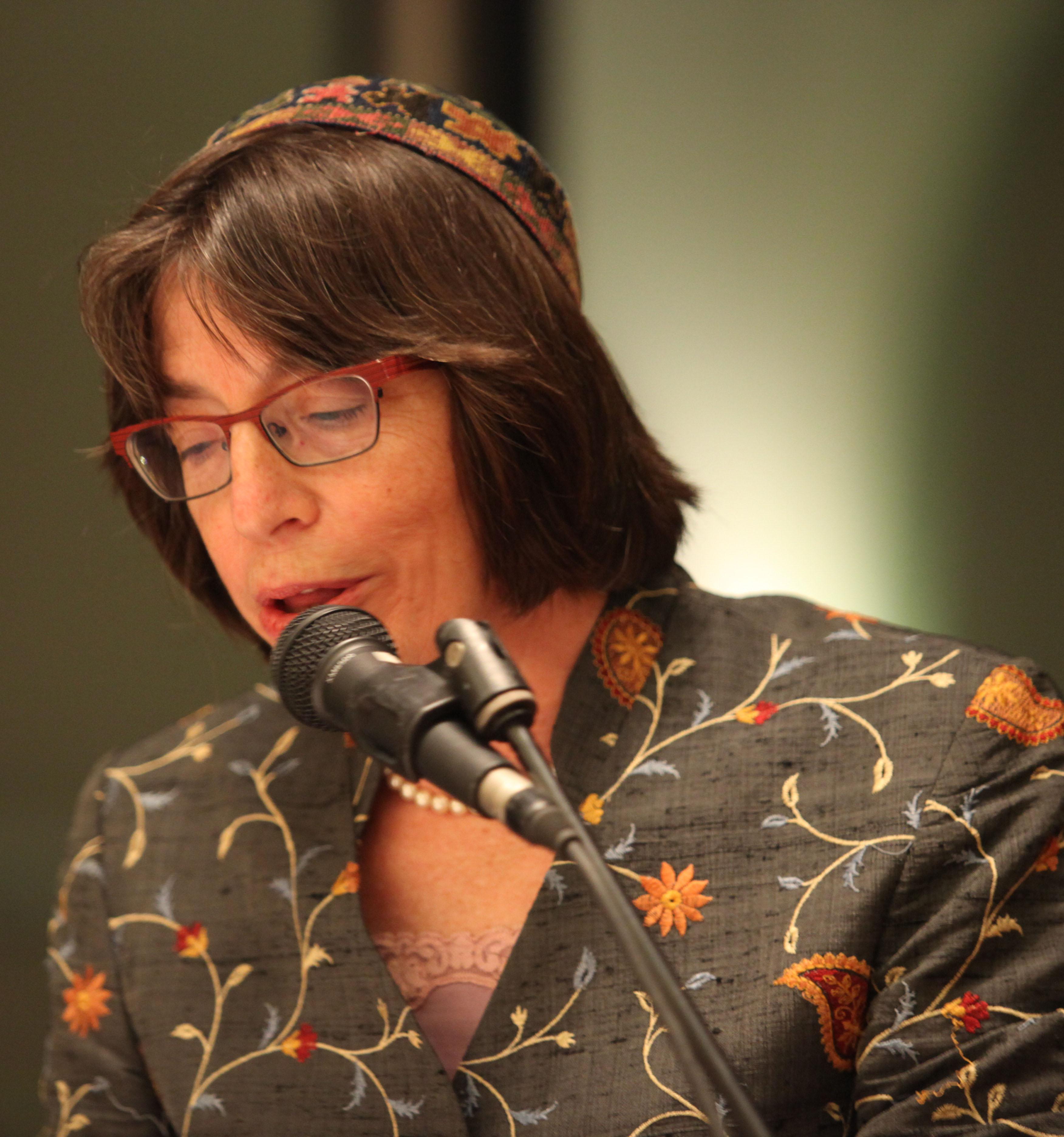 photo of Naamah Kelman